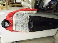 Alpinestars flame retardant racing suit