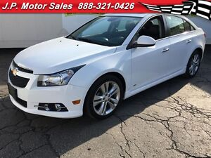 2014 Chevrolet Cruze 2LT RS, Automatic, Navigation, Leather