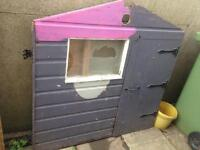 4 x3 shed