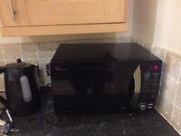 Microwave Dawoo 800 watt