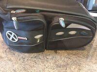 Oxford Sports 50L panniers (pair) & tank bag (10L) - As new