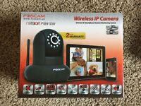 Foscam FI8910W (Black) Wireless IP Camera