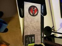 Brand New PNY XLR8 GeForce GtX970 OC Gaming Edition 4GB