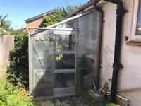 Greenhouse - Lean to. Free! Take it away