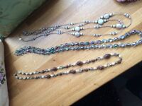 Eight Gorgeous Necklaces to choose from…