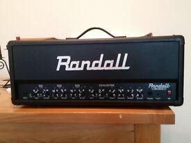 Randall RG1503 Solid State 'Metal' Head