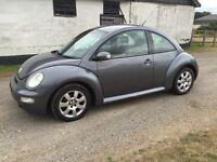 VW Beetle 2005