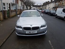 BMW 5 Series 2.0 520d EfficientDynamics 4dr 11 MONTH MOT, 2 OWNER