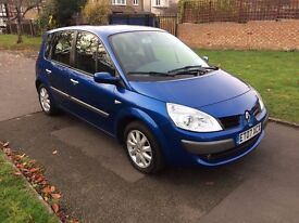 Renault Scenic 1.6 VVT Dynamique 5dr, AUTOMATIC, 6 MONTHS FREE WARRANTY, FULL SERVICE HISTORY