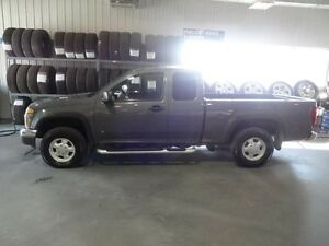 2008 Chevrolet COLORADO 4WD EXTENDED CAB LT