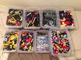 Genuine Vintage Technic Lego