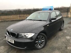 2007 07 BMW 118d 2.0 *DIESEL* 6 SPEED MANUAL - ONLY 3 FORMER KEEPERS - VERY CLEAN EXAMPLE!!
