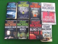 Stuart McBride Crime Books