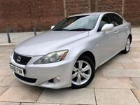 2007 / LEXUS IS 220 DIESEL / ELECTRIC WINDOWS / CD / 7 SERVICE STAMPS / DEC MOT .