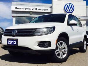 2013 Volkswagen Tiguan Trendline