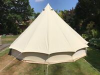 Bell Tent Hire Hertfordshire
