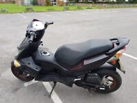 2009 very rare PGO G-MAX new mot unrestricted