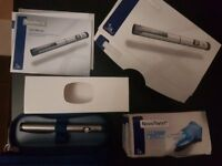 NovoPen 4 Insulin Pen Silver new and sealed