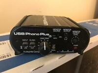 ART USB Phono Plus Phono/Line In Pre-Amplifier