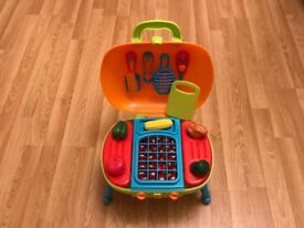 Childs toy barbecue set