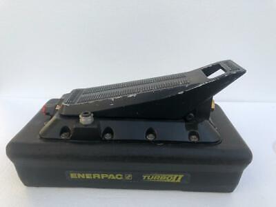 Enerpac Patg1105n Turbo 2 Air Driven Hydraulic Foot Pump 700 Bar10000 Psi 3