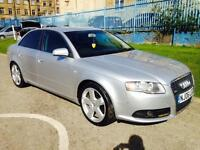 2006 Audi A4 3.0 TDI S Line Quattro AUTO +SAT NAV+LEATHER PCK+V6 - 233BHP + Swap P.X Welcome