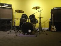 NEW! Purpose built rehearsal studio in Kemptown. £10 per hour, back-line included in price.