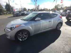 2016 HYUNDAI VELOSTER BASE- ALLOY WHEELS, BLUETOOTH, CRUISE CONT