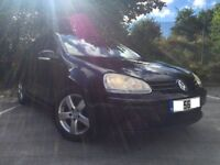 VW GOLF, 1.9 TDI, FSH, MOT'D, TIMING BELT DONE, EXCELLENT CONDITION