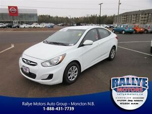 2012 Hyundai Accent GL! ONLY 59K! Trade-In! Save!
