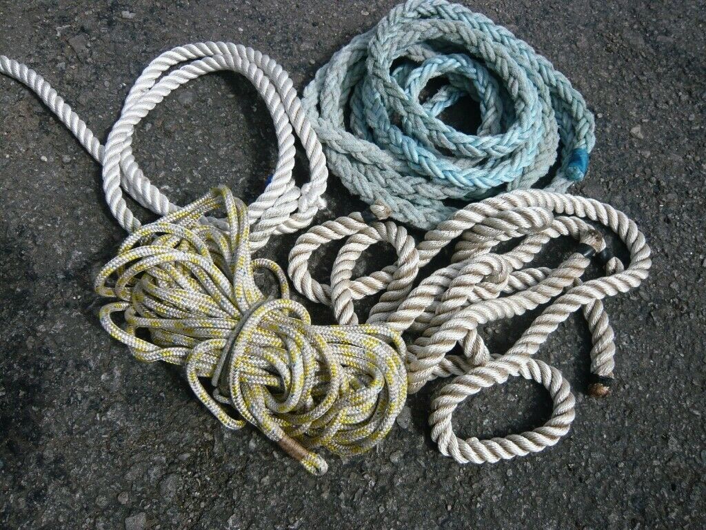 Yacht Rope Boarding Ladder Various Lengths Of Rope In Caldicot Monmouthshire Gumtree