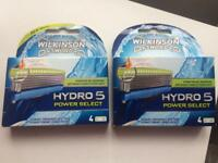 Wilkinson Sword razors x2