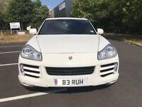 Porsche CAYENNE 3.0TDI V6 Tiptronic S 4X4 SAT NAV PHONE PCM FULL BODYKIT--DRIVES LOVELY-35MPG