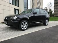 2004│BMW X3 2.5 i Sport 5dr│FULL SERVICE HISTORY│1 YEAR MOT│LEATHER SEATS│HPI CLEAR│