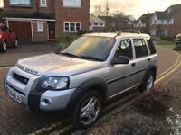 Land Rover Freelander HSE (2004)