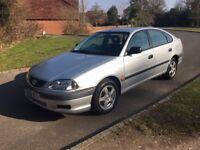 Avensis AUTOMATIC, just 58.8k, good history, rare low miles Auto, family hatchback