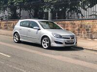 2007 Vauxhall Astra 1.8 SRI+ Automatic 5 Door Hatcback, Full MOT, Must See!
