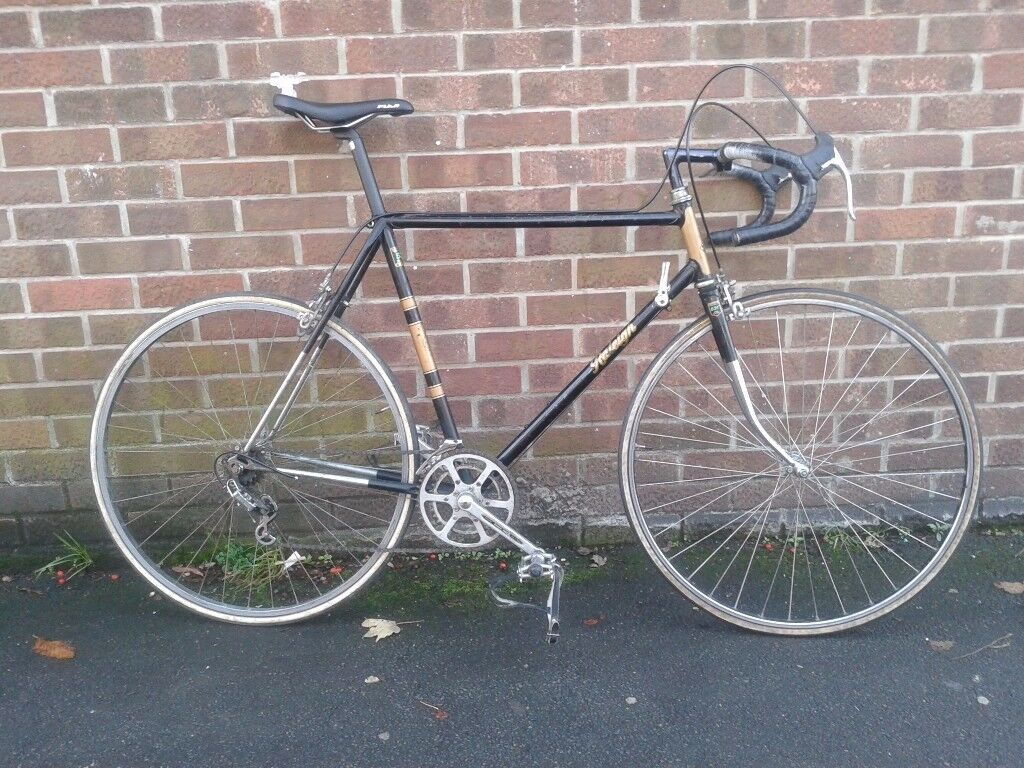 Raleigh GRAN TOUR 531C Competition Road Bike Retro Racer Racing Bike