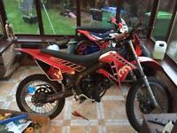 70cc (reg as 50cc )
