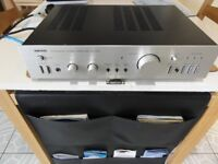 Original Vintage Nikko Stereo amp with MM/MC Great Cond Made in Japan