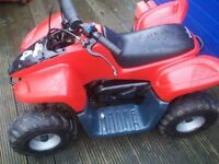 two 50cc quads for sale