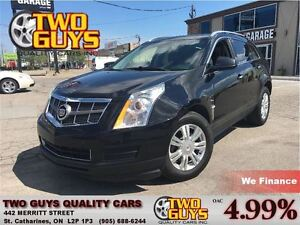2012 Cadillac SRX Luxury Collection AWD PANORAMIC ROOF LEATHER