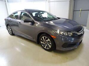 2016 Honda Civic Sedan EX CVT