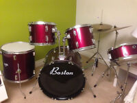 Boston Drum Kit, 5 drum kit