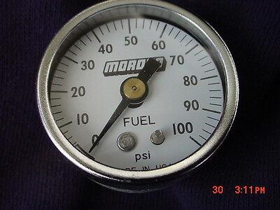 Ashcroft Pressure Gauge 100 Psi 18 Npt 1-12 15w1005sh-01b 100 New