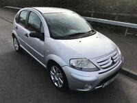2006 citroen C3 1.1 NEW MOT 2018 - petrol manual 5 door - Air con - cheap car - cheap insuance -