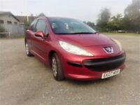 2007 Peugeot 207 S for sale