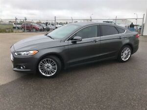 2016 Ford Fusion SE-AWD-PST PD-PREMIUM-LEATER