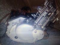 SINNIS BLADE GM 125 GY-2B 2015 ENGINE