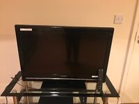 **Price Dropped** 32inch Sharp LCD Flat Screen TV with Built in Freeview